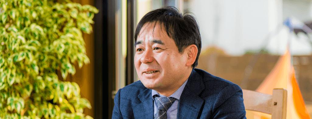 代表取締役社長 浦松 強八